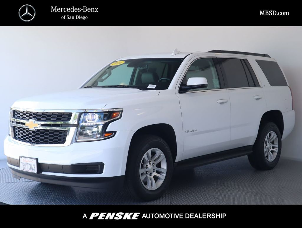 Pre-Owned 2016 Chevrolet Tahoe 2WD 4dr LT