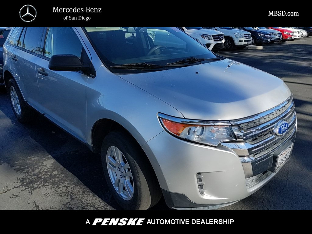 Pre-Owned 2012 Ford Edge 4dr SE FWD