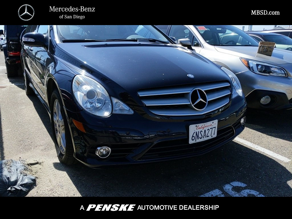 Pre-Owned 2008 Mercedes-Benz R-Class R 350