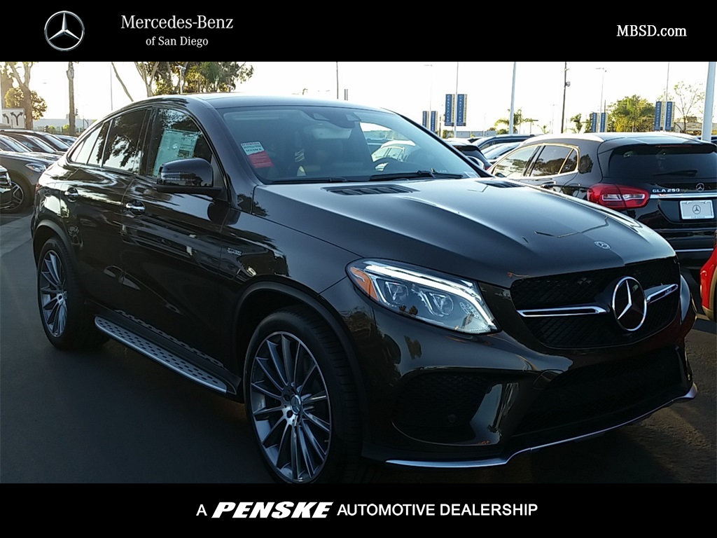 New 2018 Mercedes Benz Gle Amg Gle 43 Coupe Coupe In San