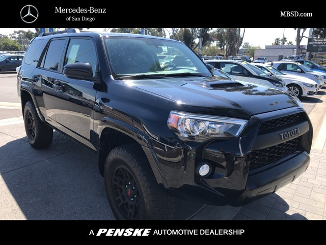 Pre-Owned 2018 Toyota 4Runner Limited; SR5; TRD Off Road; TRD Pro
