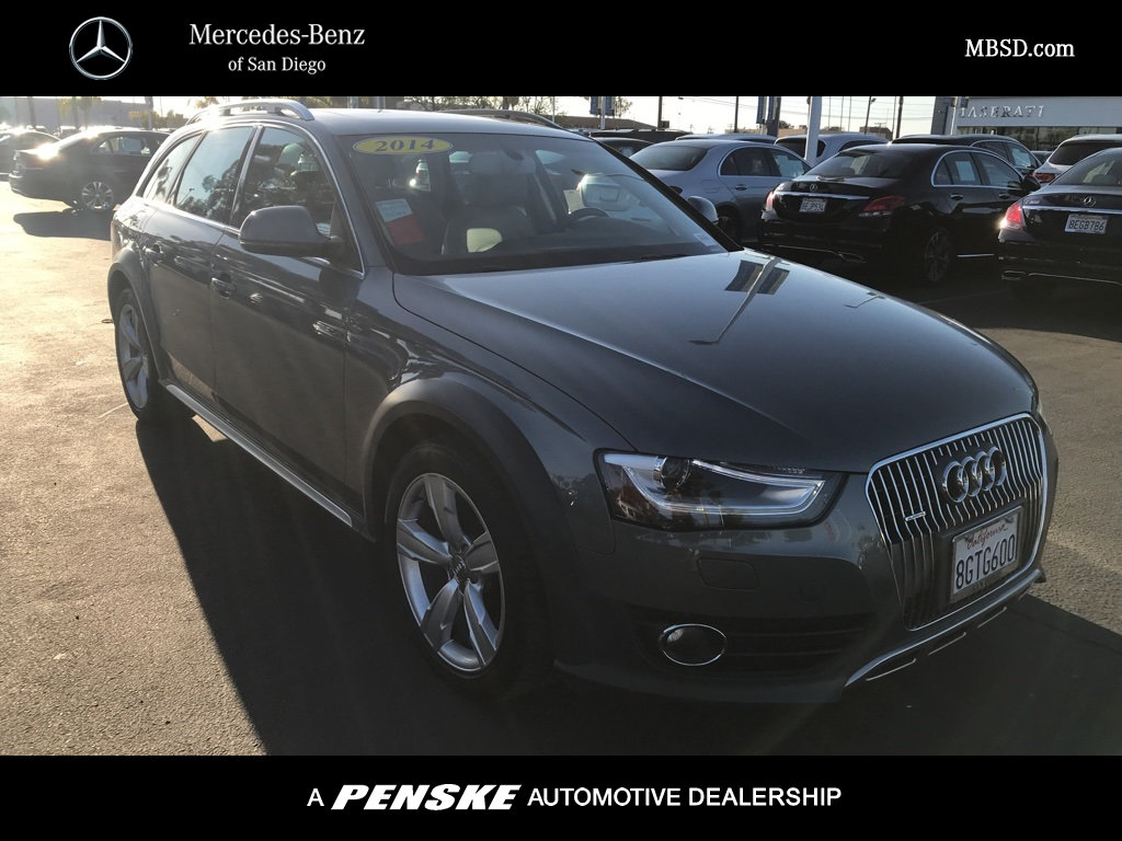 Pre-Owned 2014 Audi allroad 4dr Wagon Premium Plus
