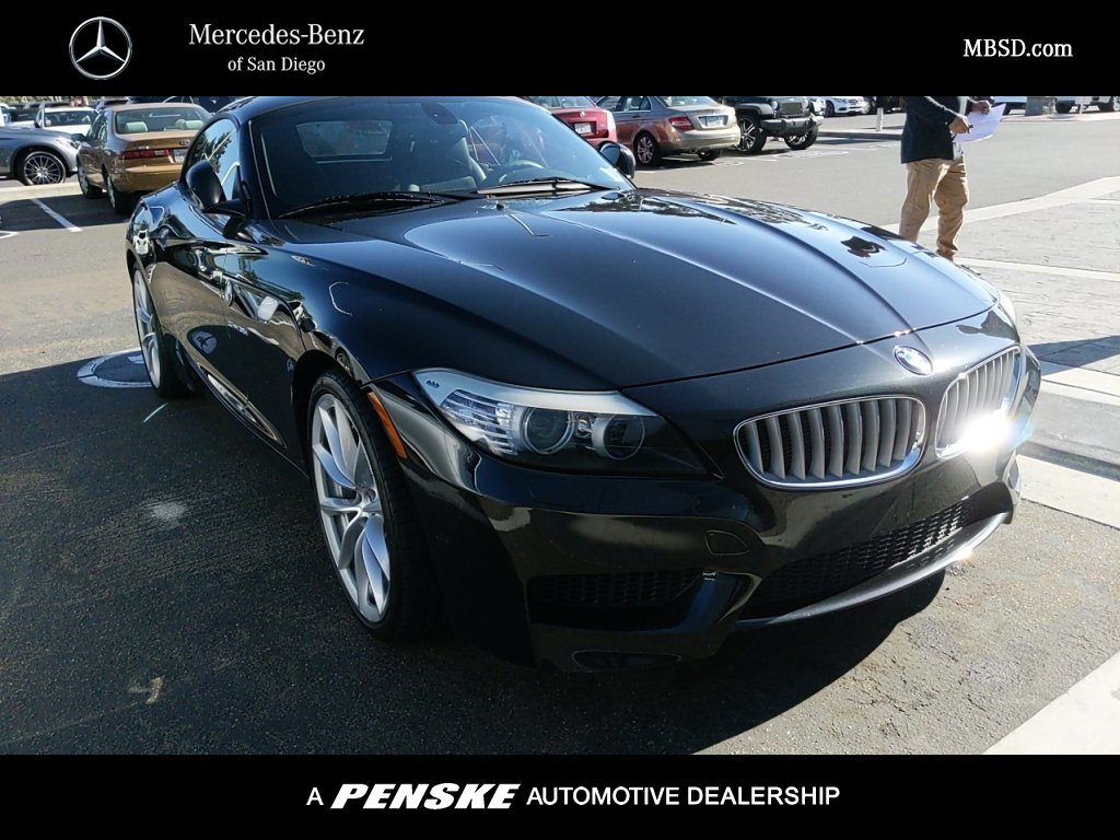 Pre-Owned 2013 BMW Z4 Roadster sDrive35i
