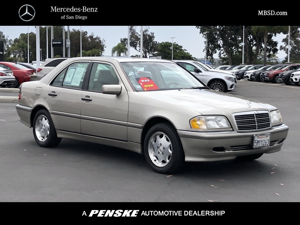 Pre-Owned 1998 Mercedes-Benz C-Class C 280
