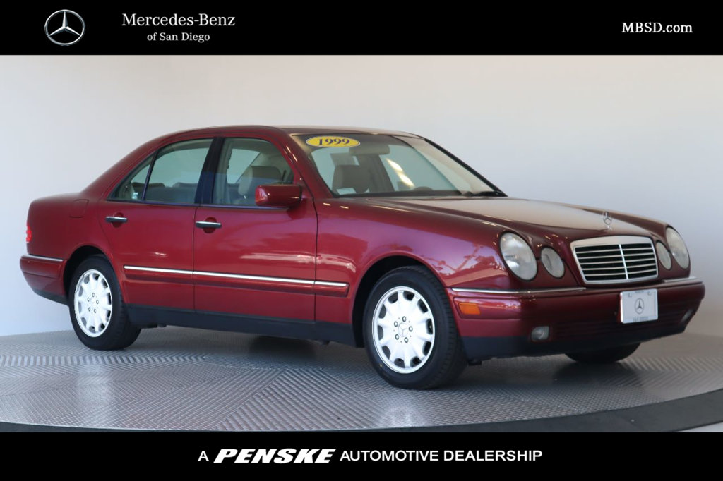 Pre-Owned 1999 Mercedes-Benz E-Class E 320