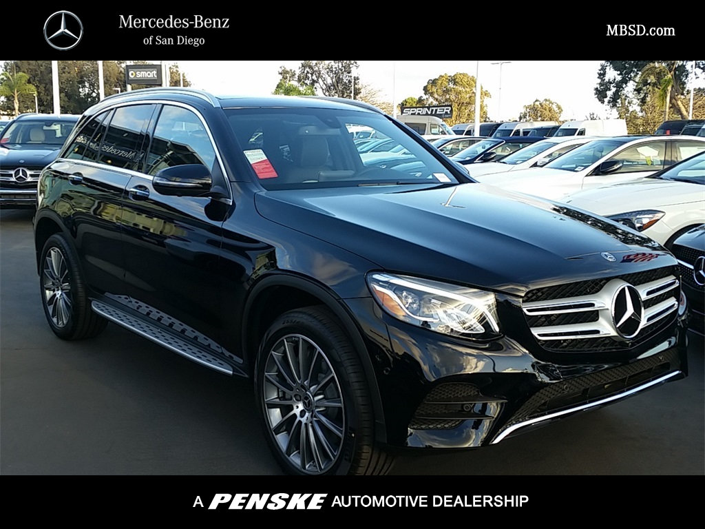 New 2018 mercedes benz glc glc 300 suv in san diego 55254 for Mercedes benz financial services online payment