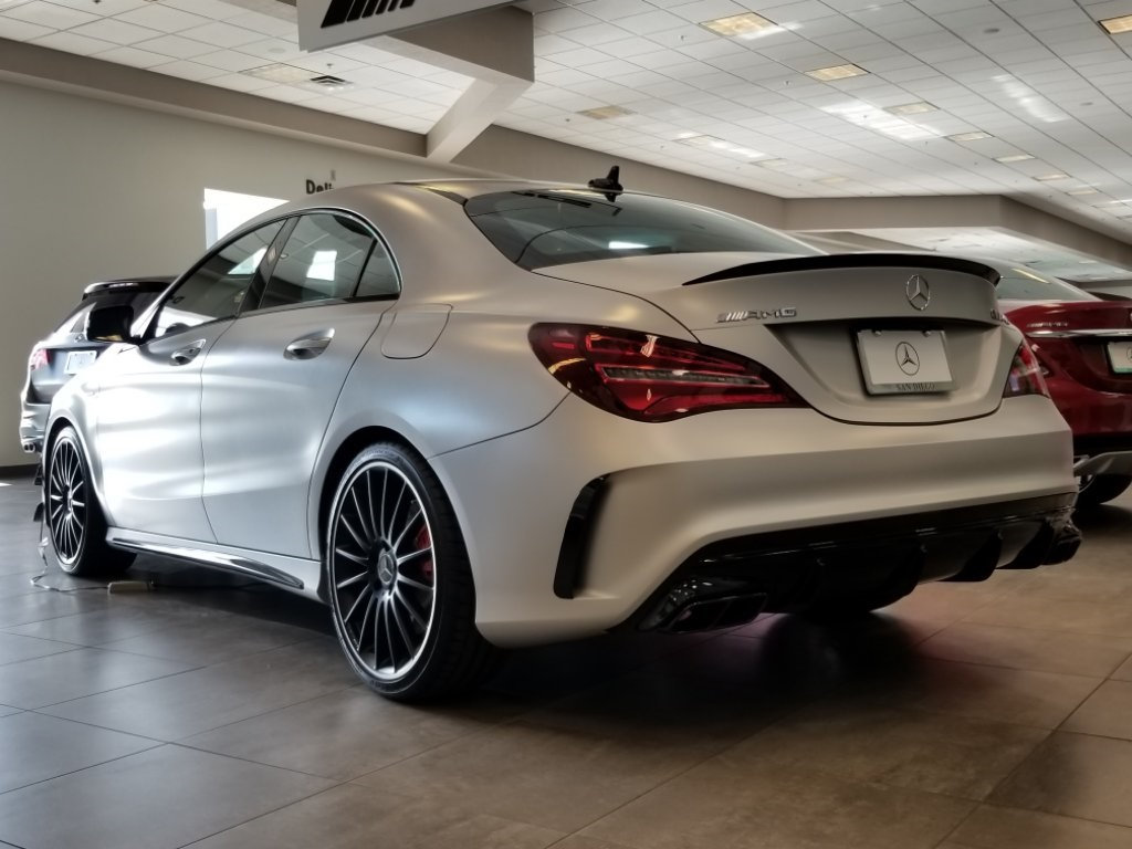 Mercedes Benz mercedes benz cla 45 : New 2018 Mercedes-Benz CLA AMG® CLA 45 Coupe Coupe in San Diego ...