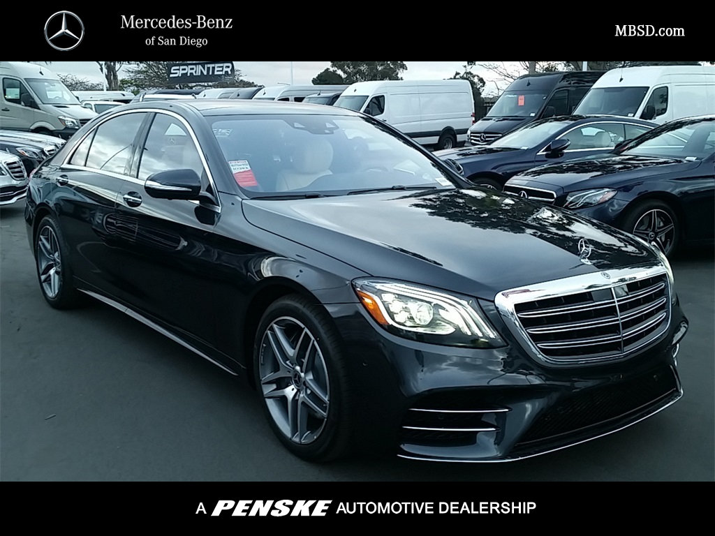 New 2018 mercedes benz s class s 560 sedan in san diego for San diego mercedes benz service