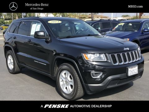 Pre Owned 2014 Jeep Grand Cherokee 4DR RWD LAREDO SUV In San Diego #56605A  | Mercedes Benz Of San Diego