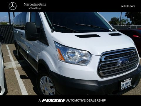 Pre-Owned 2015 Ford Transit Wagon T350 148 LW RF SWING