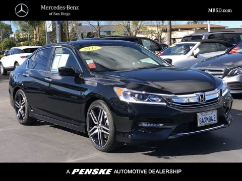Pre-Owned 2017 Honda Accord Sedan Sport CVT
