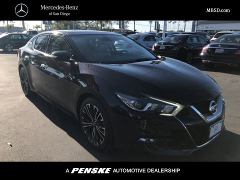 Pre-Owned 2016 Nissan Maxima 4dr Sedan 3.5 SV