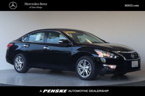 Pre-Owned 2014 Nissan Altima 4dr Sedan I4 2.5 SL