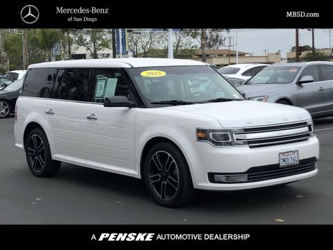 Pre-Owned 2015 Ford Flex 4dr Limited AWD