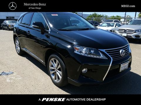 Pre-Owned 2015 Lexus RX 450h FWD 4dr