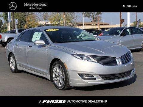 Pre-Owned 2015 Lincoln MKZ 4dr Sedan FWD