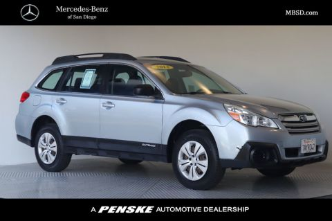 Pre-Owned 2013 Subaru Outback 4dr Wagon H4 Automatic 2.5i