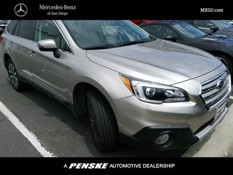 Pre-Owned 2017 Subaru Outback 4DR WGN 2.5I LIMITED
