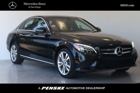 San Diego Mercedes >> New Mercedes Benz C Class For Sale In San Diego San Diego