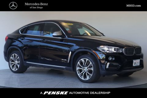 Pre-Owned 2018 BMW X6 xDrive35i Sports Activity