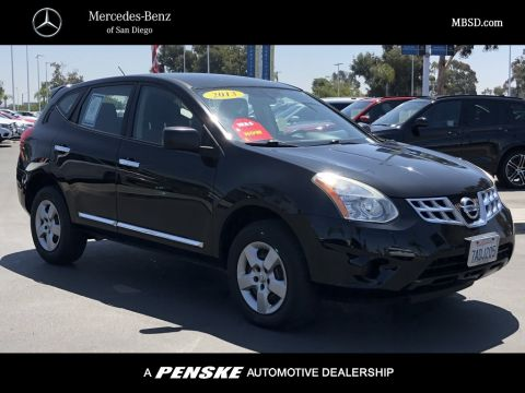 Pre-Owned 2013 Nissan Rogue FWD 4dr S