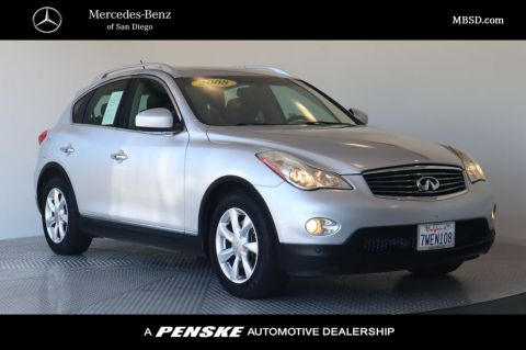 Pre-Owned 2008 INFINITI EX35 RWD 4dr Journey