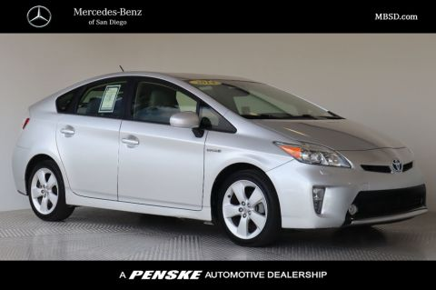 Pre-Owned 2014 Toyota Prius Two; Three; Four; Five; Persona Series