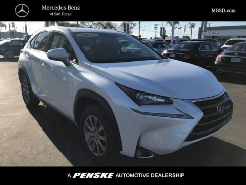 Pre-Owned 2017 Lexus NX NX Turbo AWD