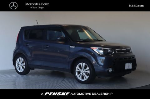 Pre-Owned 2016 Kia Soul 5dr Wagon Automatic Plus