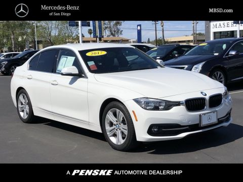 Pre-Owned 2017 BMW 3 Series 328d