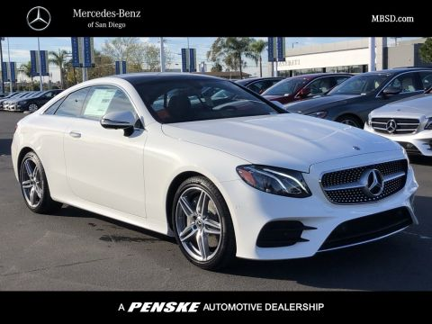 new mercedes-benz e-class coupe - la jolla | mercedes-benz of san diego