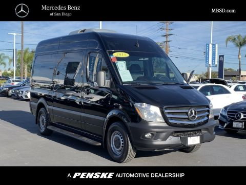 af66a0f7be Pre-Owned 2015 Mercedes-Benz Sprinter 2500 Passenger Van