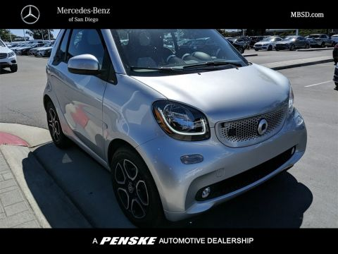 Pre-Owned 2018 smart smart EQ EQ fortwo cabriolet