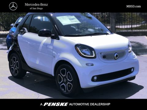 New 2018 smart smart EQ EQ fortwo cabriolet
